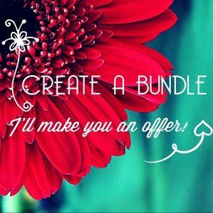 💚 Create a bundle, I'll make an offer! 💚